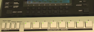 Cara Membuat Registrasi Memory Pada Keyboard Yamaha
