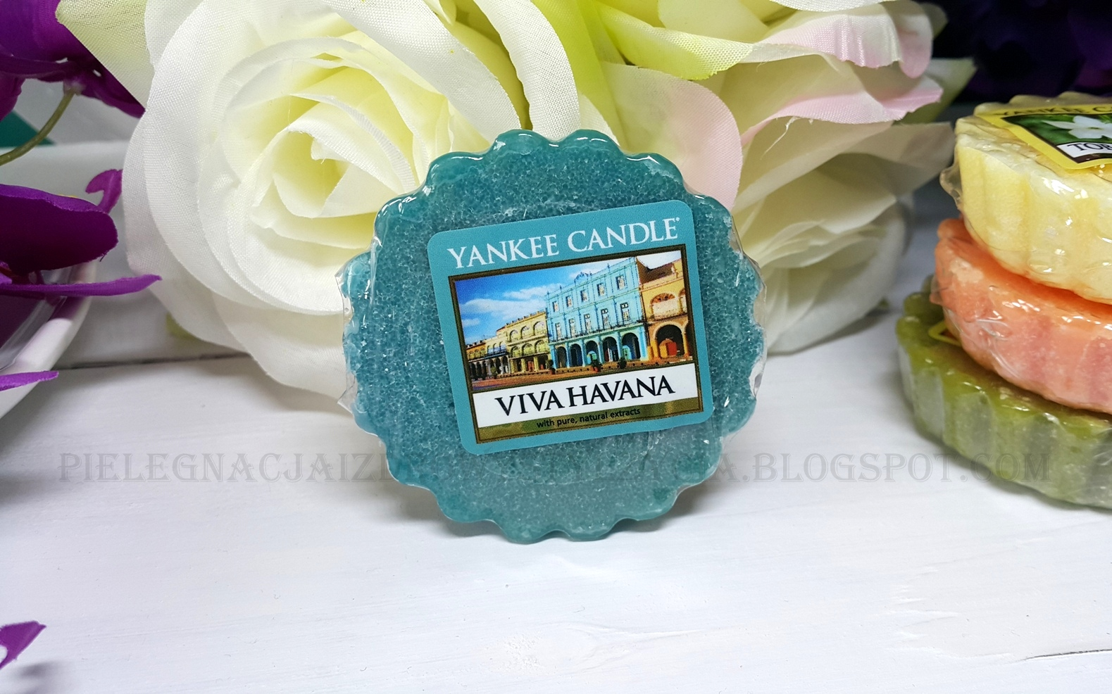 Wosk zapachowy Viva Havana Yankee Candle