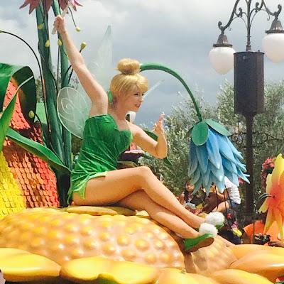 Festival of Fantasy Parade, Walt Disney World, Orlando