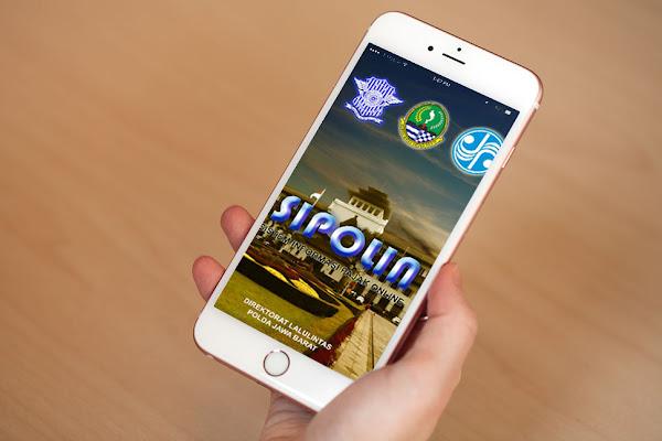 Aplikasi Sipolin Samsat Jabar