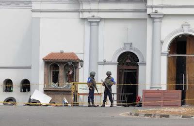 ISIS has claimed responsibility: Sri Lanka Blasts 2019