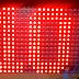 Arduino Nano 328 ile 32x16 P10 LED panel büyük boy yazı fontu