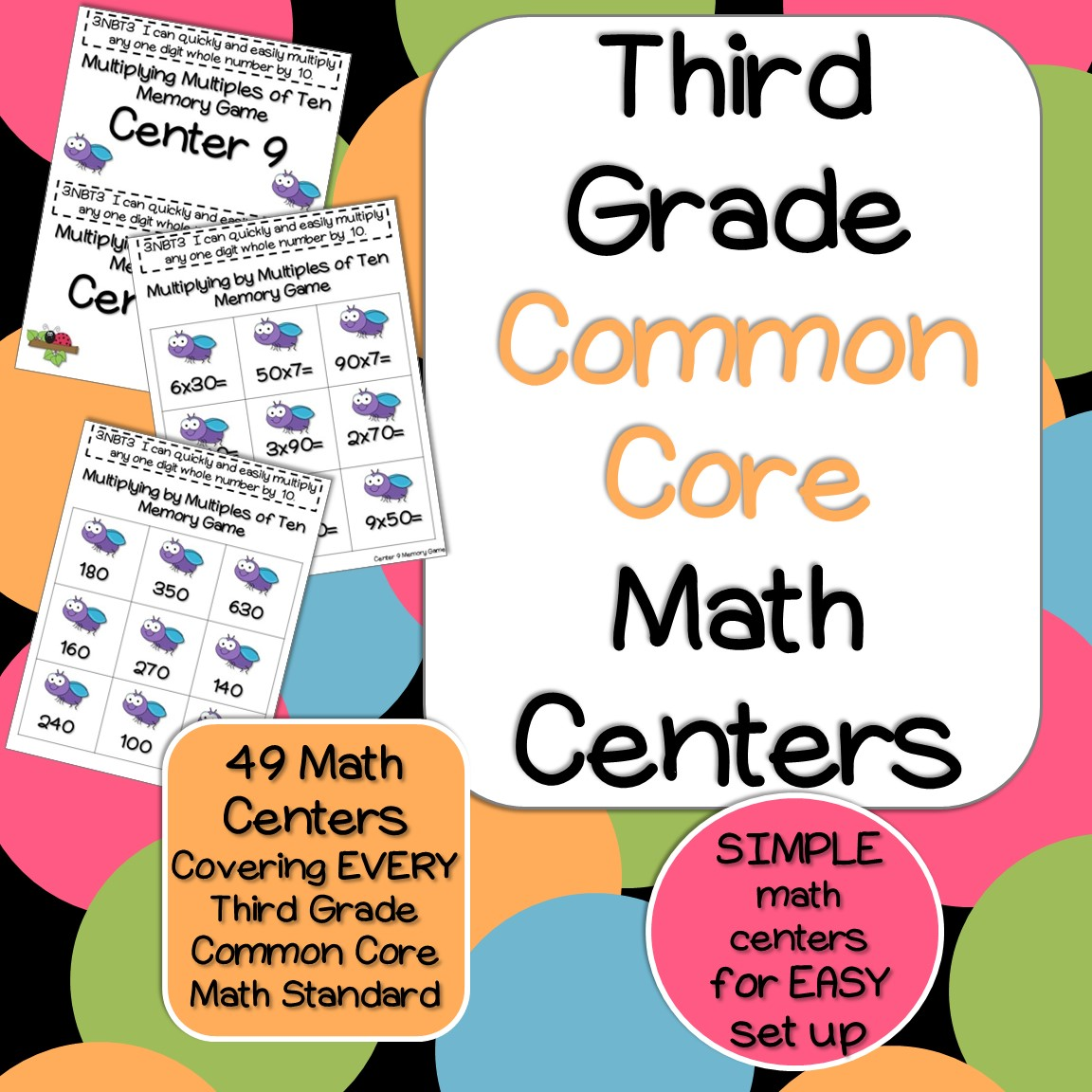 Align Your Instruction To 3rd Grade Common Core Math With