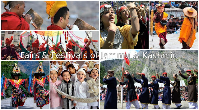 Fairs & Festivals of Jammu & Kashmir