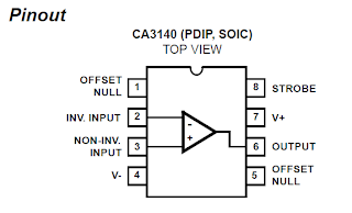 Electronics projects and tutorials: The op-amp as a