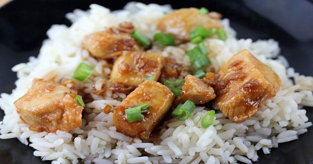 Chinatown Chicken Recipe