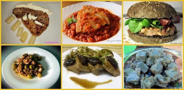 6 platos para cocinar con at n fresco fant sticos cocina - Platos para cocinar ...
