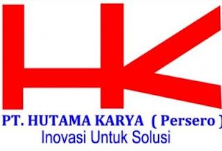 Lowongan Kerja BUMN di PT. HUTAMA KARYA (PERSERO) Terbaru September Tahun 2016.