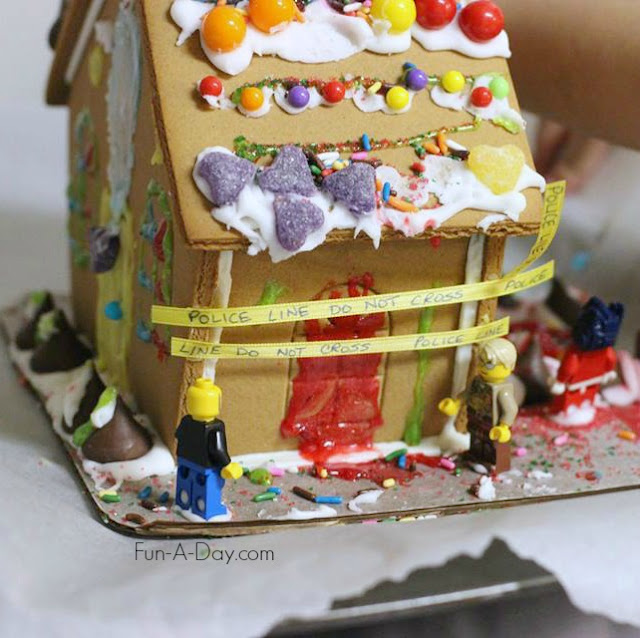 Mini Gingerbread House Diy: 15 Gingerbread Houses To Make With Kids
