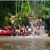 Rafting In Kaliwatu Rafting Tourism City Of Stone