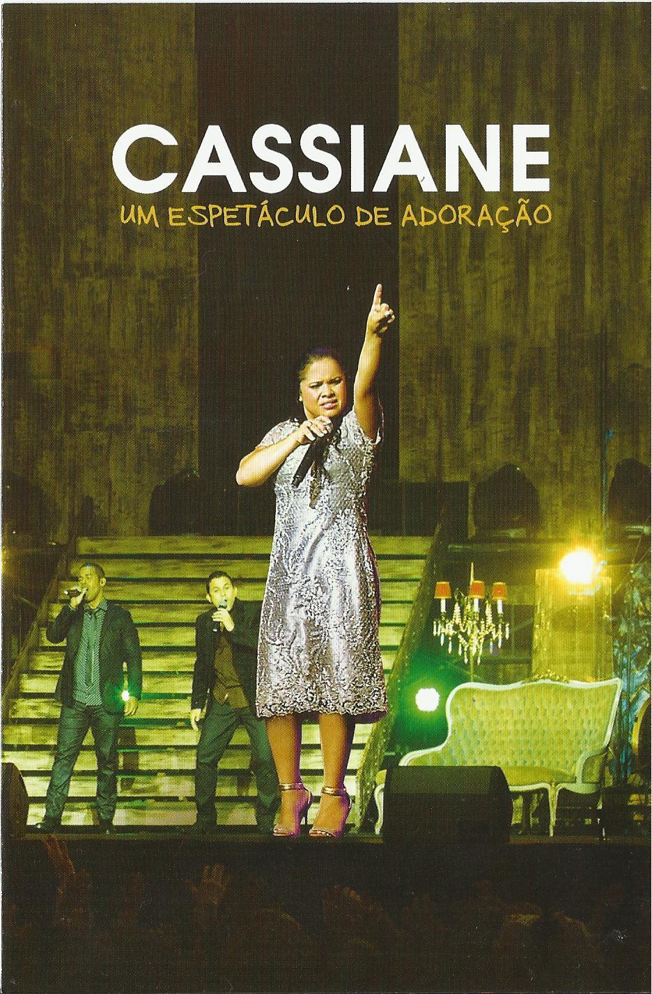 cassiane dvd um espetculo de adorao 2013 completo