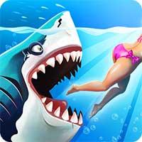 تحميل Hungry Shark Evolution مهكرة نقود لا نهائي