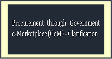 procurement-through-GeM-reg