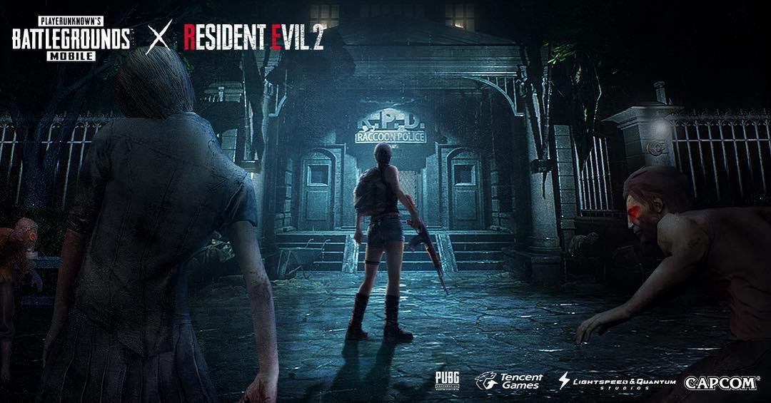 pubg zombie update release date