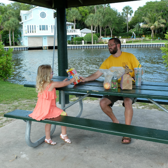 Sweet Turtle Soup - Spring Bucket List: have a picnic at the park