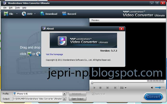 wondershare video converter ultimate torent