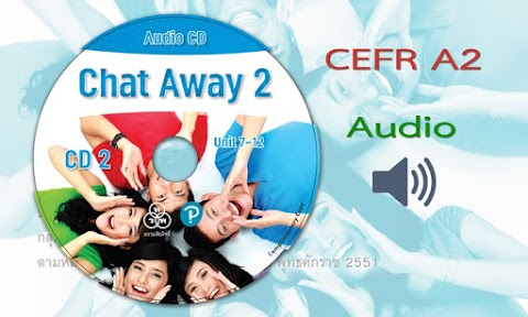 Chat Away 2 Audio CD (CEFR A2)