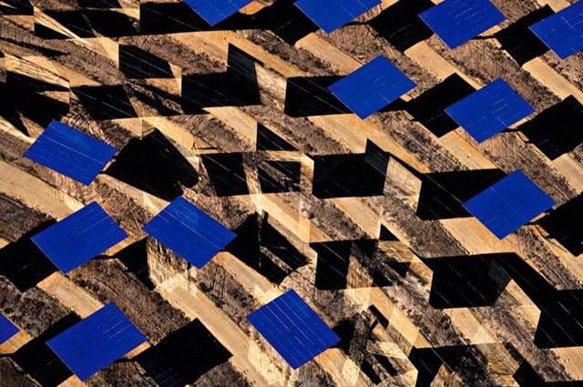 Solar Thermal Power Plants in Sanlucar la Mayor