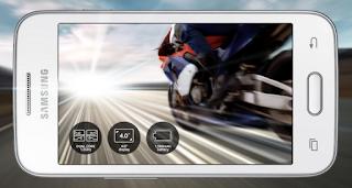 Spesifikasi Samsung Galaxy V Plus
