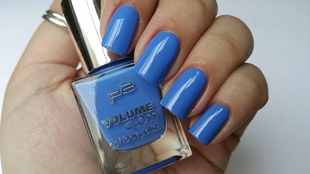 p2 cosmetics n.200 - volume gloss