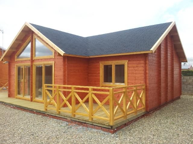 Revista digital apuntes de arquitectura casas de madera proyectos ecologicos - Casas prefabricadas canarias ...