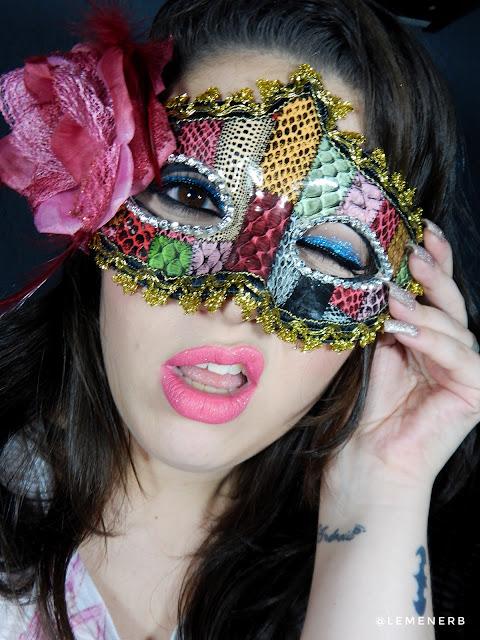 make-para-o-carnaval
