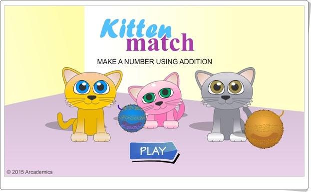 http://www.arcademics.com/games/kitten-match/kitten-match.html