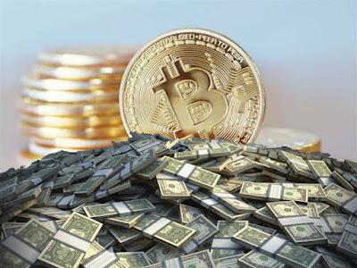 El bitcoin sigue subiendo y supera los $15,000