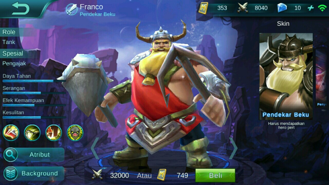 hero + counter heronya ~ mobile legends: bang bang