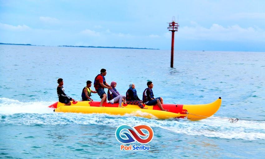Water Sport Wisata Pulau Pari