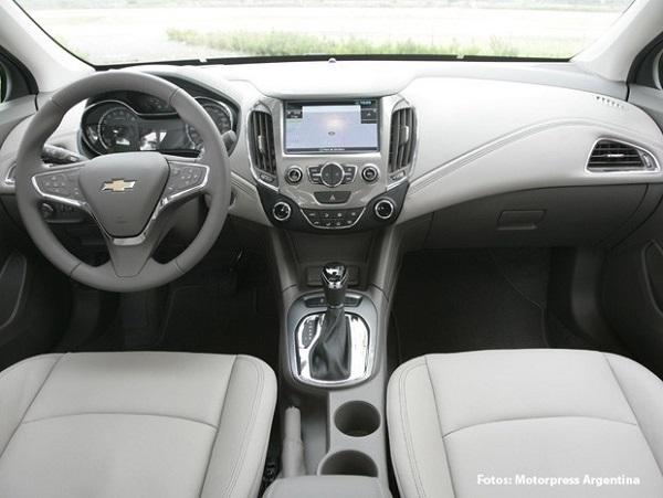 Chevrolet Cruze II Argentina
