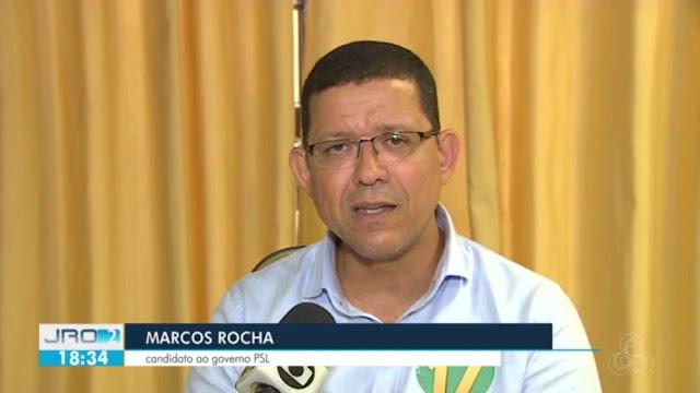 Coronel Marcos Rocha