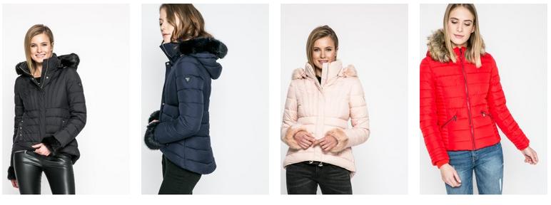Oferte la geci de firma de femei pentru iarna cele mai ieftine online
