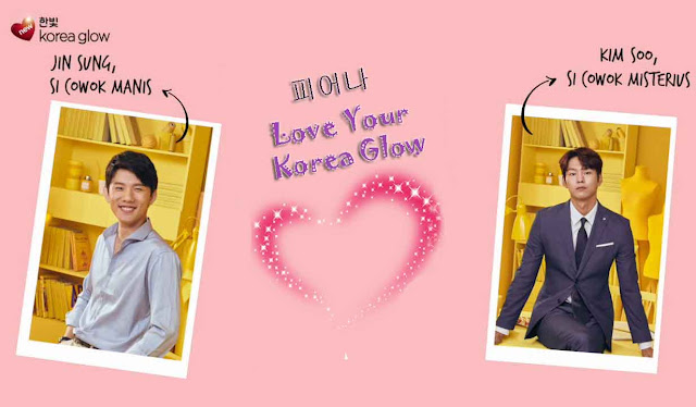 Sinopsis Drama Love Your Korea Glow Episode 1-8 (Lengkap)