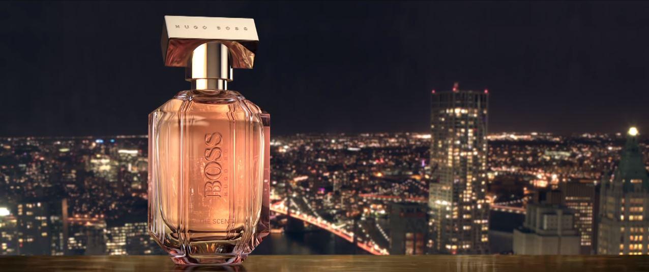 Canzone Hugo Boss The Scent - profumo femminile - Pubblicità | Musica spot Ottobre 2016
