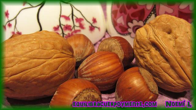 Frutos secos. Los frutos secos no engordan. Beneficios de los frutos secos.