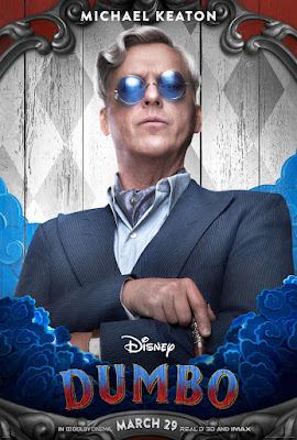 DUMBO 2019 - Michael Keaton