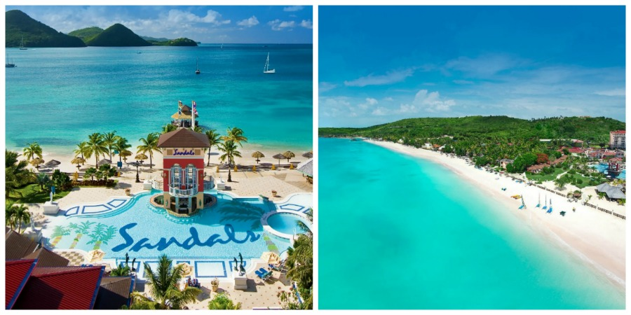 ed19d3355 Caribbean Island Hopping Isn t Just For Celebrities! With Sandals Resorts  ...