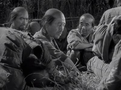 los siete samurais akira kurosawa 1954