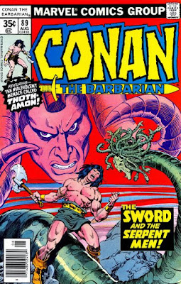 Conan the Barbarian, Thoth Amon