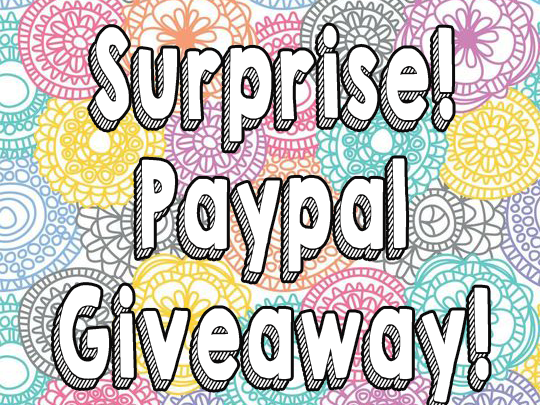 Surprise! It's a Fall Giveaway!