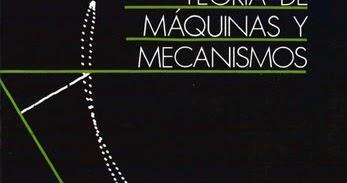 teoria de maquinas y mecanismos shigley pdf