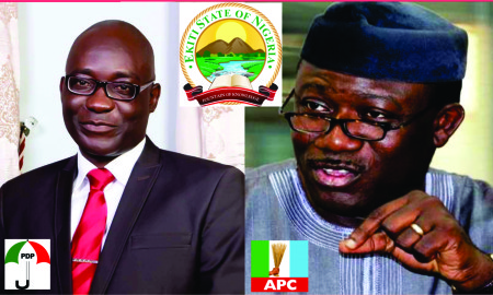 Irregularities In The Ekiti Election