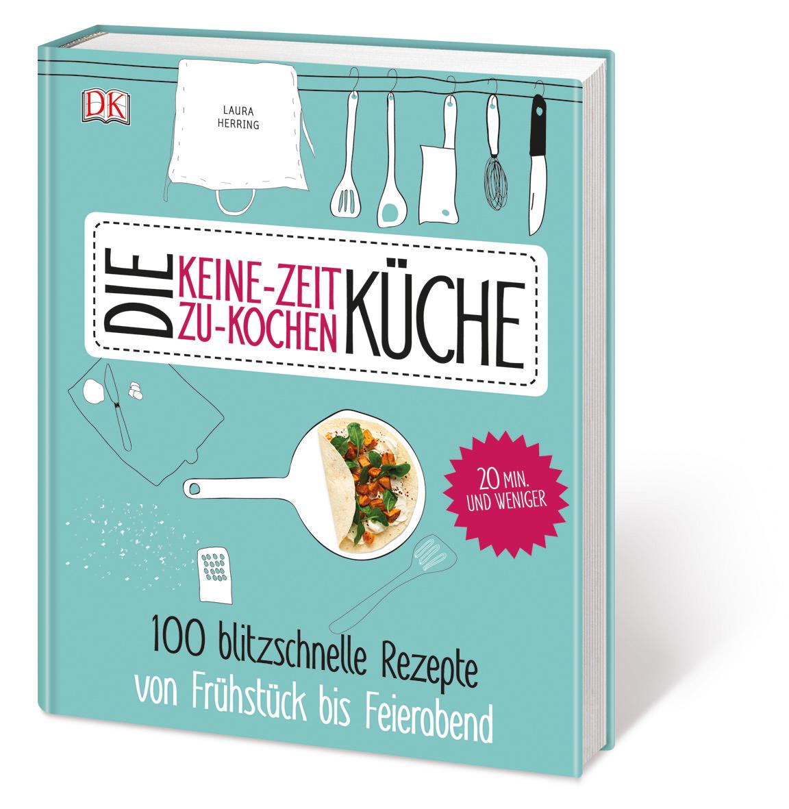 Kochbuch für schnelle Rezepte