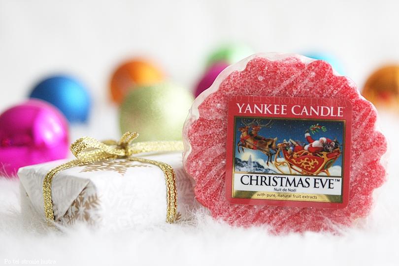 Blogmas: Yankee Candle Christmas Eve i życzenia