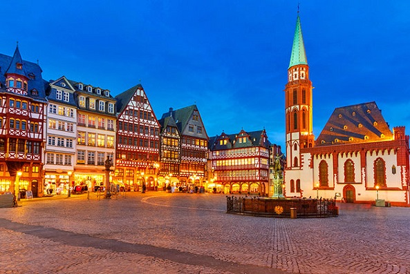 Best Tourist Attractions in Frankfurt Germany