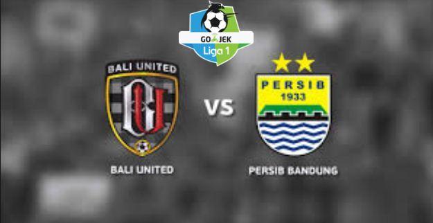 Lawan Bali United, Persib Incar Kemenangan Tandang Pertama
