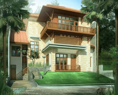 Tips Menghitung Perkiraan Biayan Membuat Rumah Minimalis 1/2 lantai