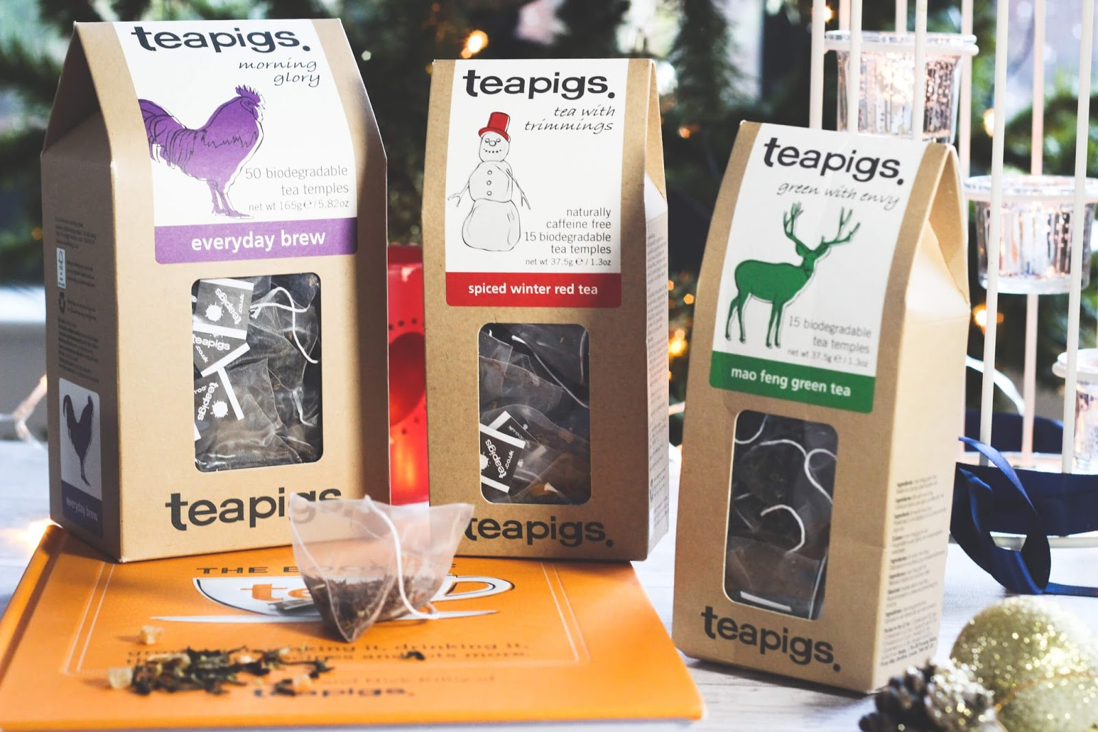 Teapigs Christmas Tea