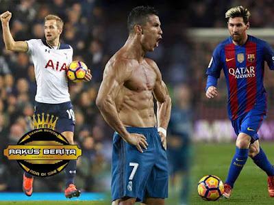 Striker Top Skorer Sementara Di Liga Champions 2017/18